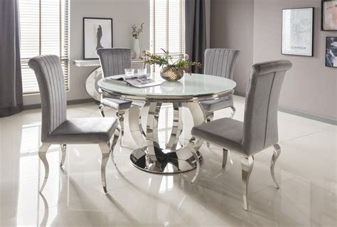 donatella circular dinning set home living