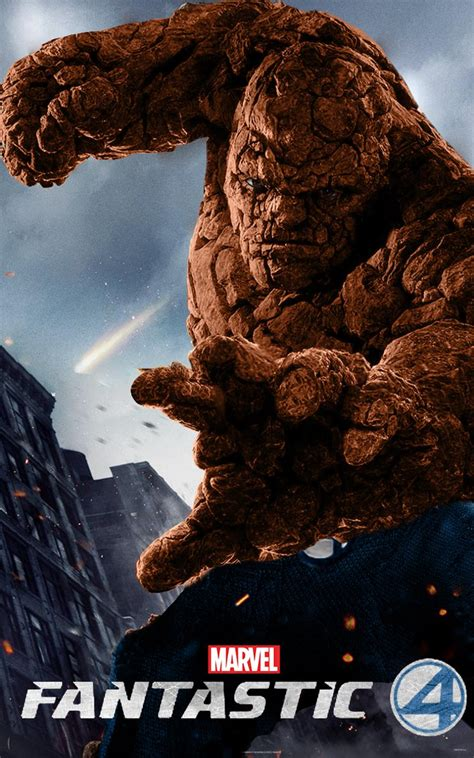 Teh Tinqu the thing marvel s fantastic four by dctvu on deviantart