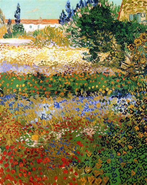 Flowering Garden Gogh 28 Images Van Gogh Flowering Gogh Flowering Garden