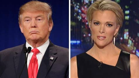 megyn kelly is a lot like donald trump donald trump can t bear to have anyone question his record