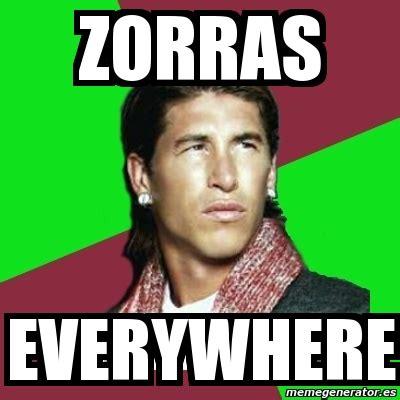 Meme Creator Fita Fita Everywhere Meme Generator At - meme sergio ramos zorras everywhere 844881