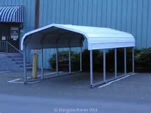 Single Metal Carport Single Wide Carports