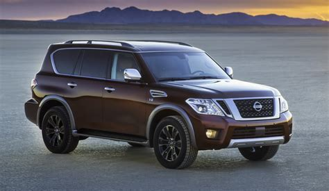 nissan infiniti 2017 2017 nissan armada is america s patrol or the