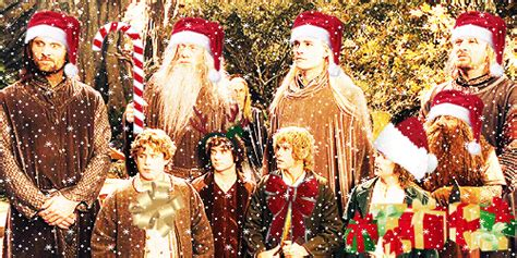 harry potter christmas gif find share  giphy