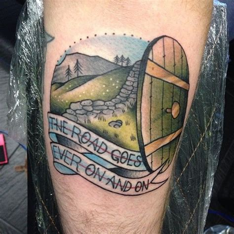 tj tattoo 25 best ideas about hobbit on tolkien