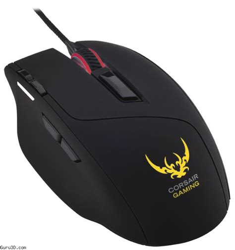Mouse Gaming Corsair corsair introduces ultralight corsair gaming sabre rgb mice
