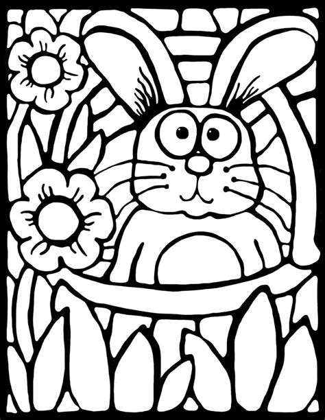 printable coloring pages with thick lines 121 best images about color by number on