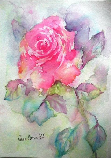 best 25 watercolor ideas only on painting flowers painting flowers and