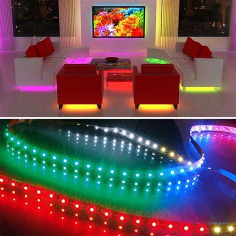 led light strips ideas l on diy led light arrow for home d