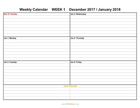 weekly calendar planner 2017 calendar with holidays