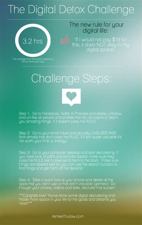 30 Day Faith Detox Challenge by The World S Catalog Of Ideas