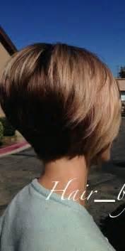 one side stack sassy bob bllack hair best 10 stacked bob short ideas on pinterest short bob
