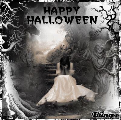 happy gothic halloween picture  blingeecom