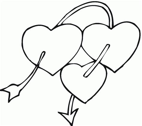 broken heart coloring page free printable heart coloring pages for kids