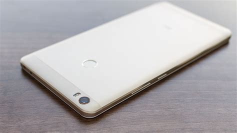 xiaomi mi max review big and beautiful android smartphone phablet tech advisor