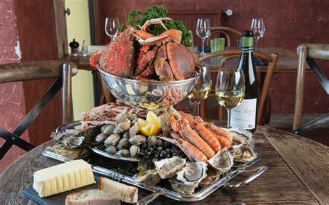 comptoir de la mer les sables d olonne restaurants fruits de mer et poissons aux sables d olonne