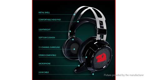 Diskon Redragon H301 Usb Siren 2 Gaming Headset 33 97 Redragon Siren 2 H301 Wired Gaming Headphones Usb