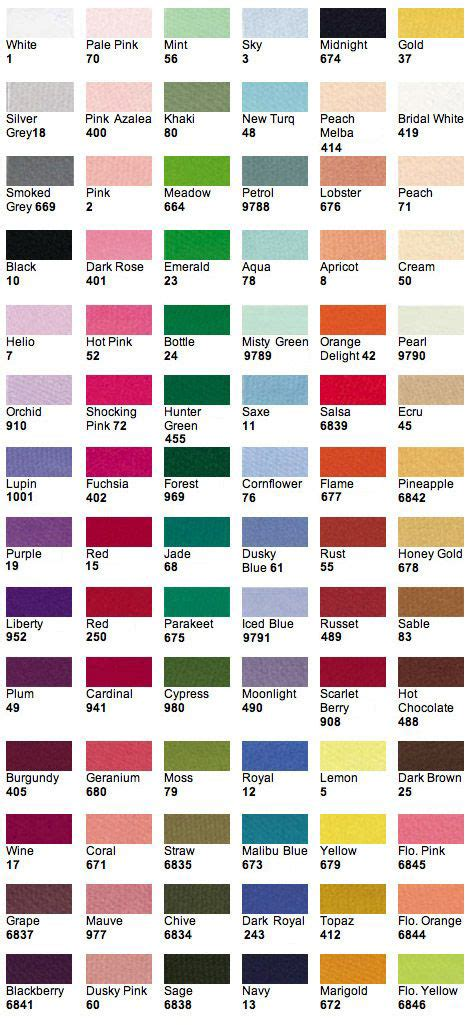 all the colors in the world colour matching service