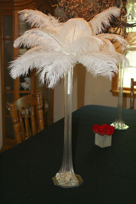 Eiffel Tower Vases Ostrich Feathers by 39 Best Images About Prom On Prom Themes