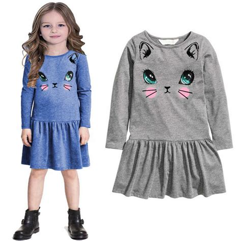 new listed baby clothes autumn casual dresses