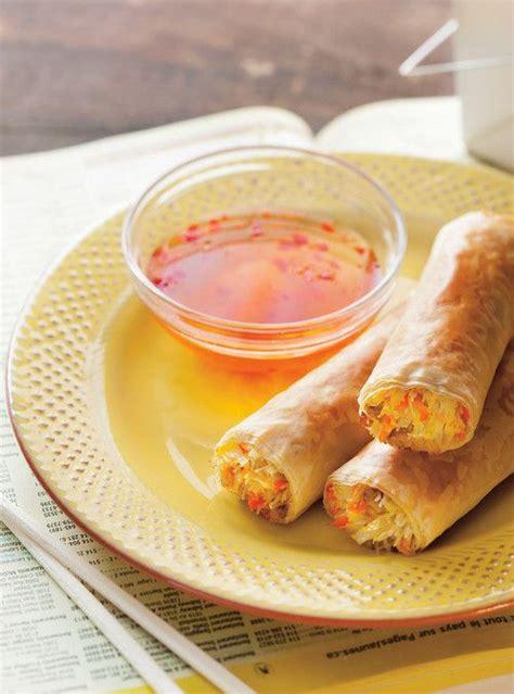 ricardo cuisine rouleaux imp 233 riaux all 233 g 233 s recettes ricardo cuisine