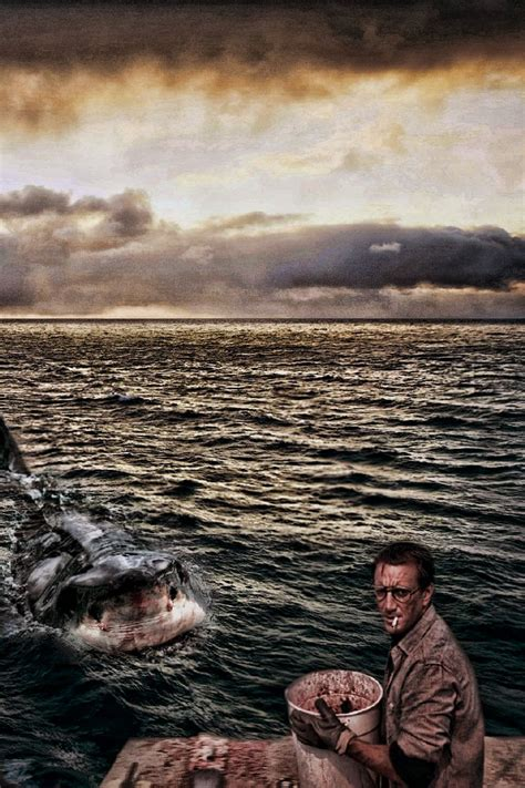 jaws scene we re going to need a bigger boat 7 best jaws behind the scenes images on pinterest jaws