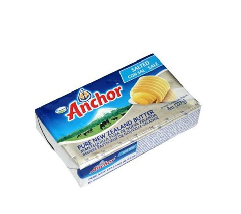 Anchor Unsalted Butter 227g anchor butter salted 227g bohol store
