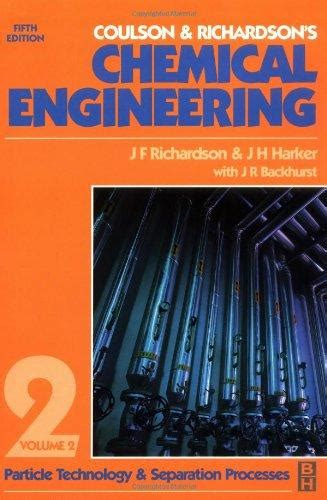 chemical engineering books purchase 9780750644457 chemical engineering volume 2 fifth
