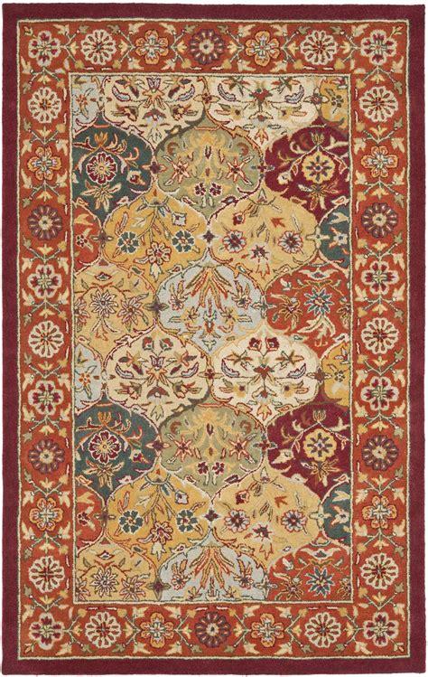 Www Safavieh - rug hg510b heritage area rugs by safavieh