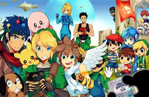 Amiibo Fox Smash Bross Amibo Nintendo 3ds Wiiu Switc T3009 smash bros 1854365 zerochan