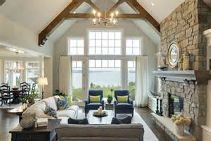 inspiring lake house interiors home bunch interior