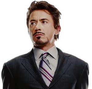 Tony Stark by Tony Stark Transparent Background By Camo Flauge On