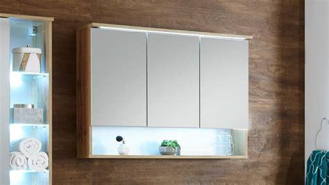 spiegelschrank wildeiche spiegelschrank best badm 246 bel schrank in wildeiche mit led