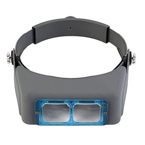 headband magnifier visor double lens ytom head mounted