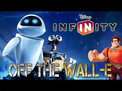 Disney Infinity Wall E Disney Infinity Boxes The Wall E