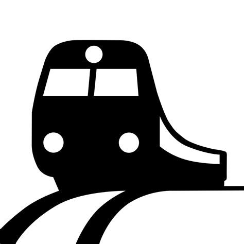 File Train Austria Svg Wikimedia Commons Station Coloring Page
