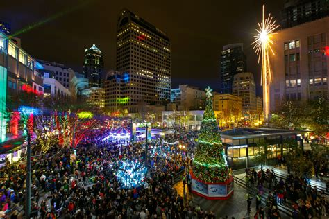 seattle christmas boat parade 2017 christmas tree menorah lighting events in seattle