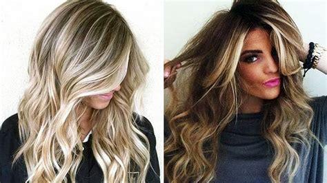 cortes de cabello largos modernos youtube cortes de cabello largo modernos para jovenes mujeres 2018