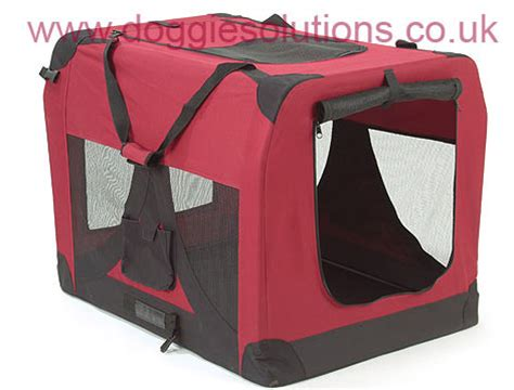 soft crates soft crates soft fabric folding cages doggie solutions
