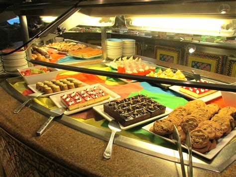 desserts aboard the disney wonder touringplans com blog