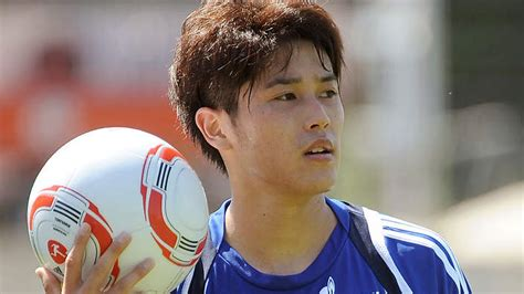 football player atsuto uchida to voice character in new pok mon 10 football players that could be asian pop stars sbs