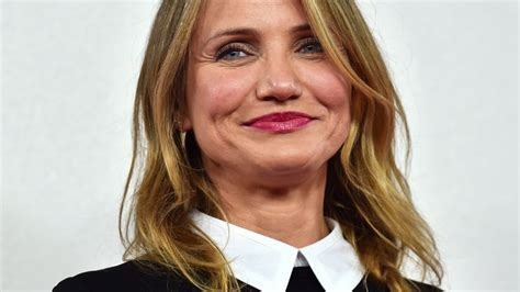 Cameron Diaz Is Offensive by Actors Stopped In 2017