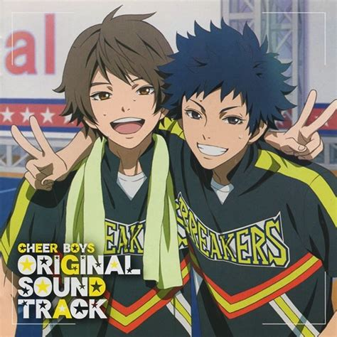 Novel Cheer Boy cheer danshi original sound track