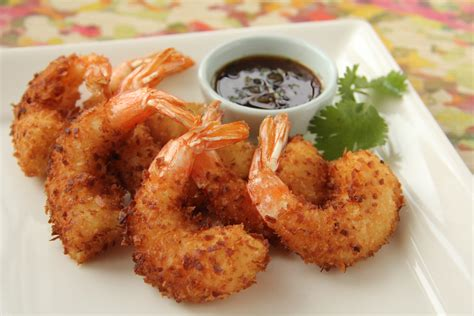 Lack Table by Super Sunday Coconut Shrimp