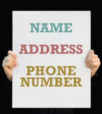 seo tip: get your nap (name, address, phone) consistent