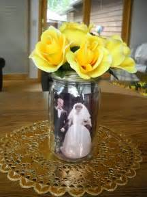 50 anniversary centerpiece ideas 50th anniversary table decorations my grandparents 50th