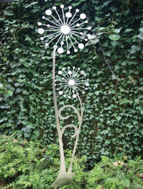 Gartendeko Aus Edelstahl