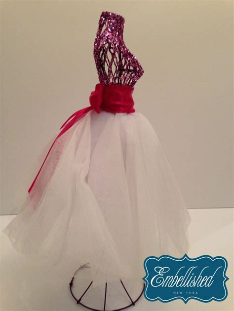 wire form mannequin bridal shower sweet 16 bat mitzvah