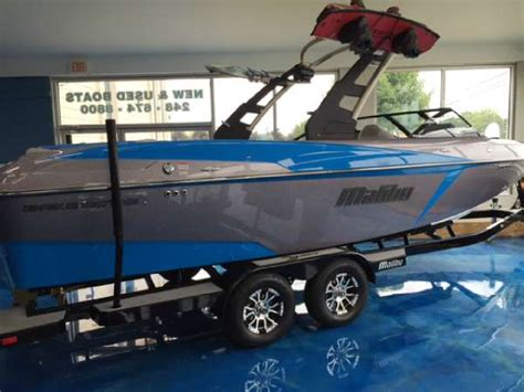 boats for sale in waterford michigan malibu 25lsv boats for sale in waterford twp michigan