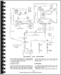 mf 240 tractor wiring diagram wiring wiring diagram for cars